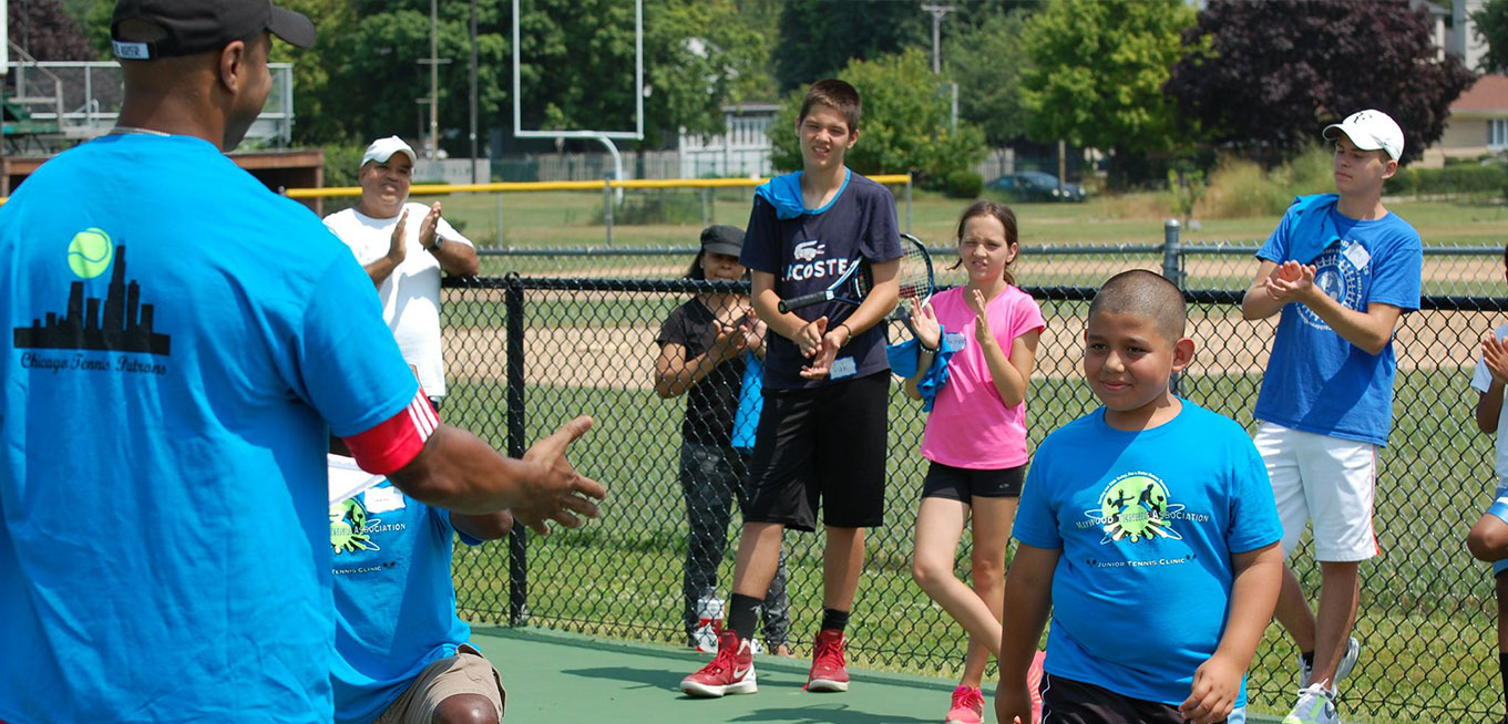 Maywood Tennis Association Junior Tennis