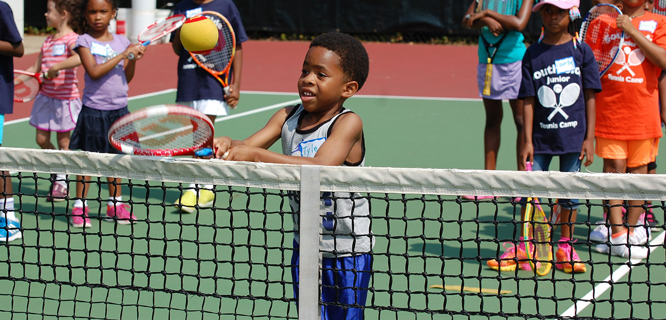 South Side Junior Tennis Camp